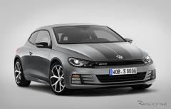 【上海モーターショー15】VW シロッコ に「GTS」復活…2.0ターボは220ps(レスポンス)の画像