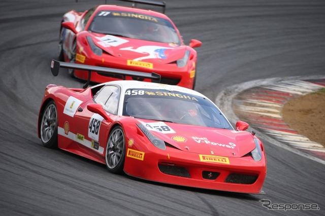 フェラーリ・レーシング・デイズ 富士 2014