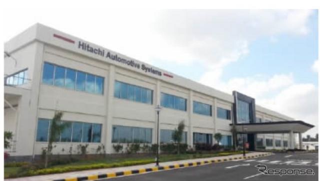 日立オートモーティブシステムズインド工場