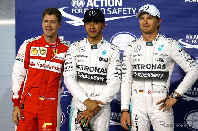 F1 バーレーンGP《画像 Getty Images》