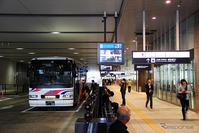 高速バス(イメージ)《撮影 大野雅人(Gazin Airlines)》