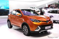 【上海モーターショー15】英MG、MG GS 発表…小型SUVに市販版(レスポンス)の画像