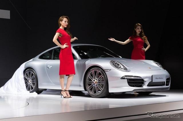 ポルシェ 911スタイルエディション(上海モーターショー15)