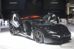 【上海モーターショー15】4億円のスーパーカー「ライカン」あらわる…ワイルド・スピード最新作にも(レスポンス)の画像