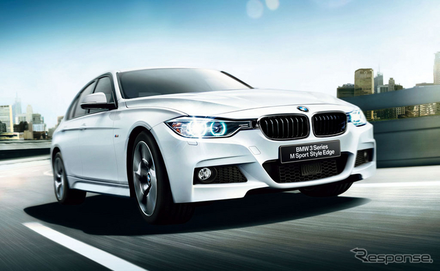 BMW 3シリーズ Mスポーツスタイル エッジ