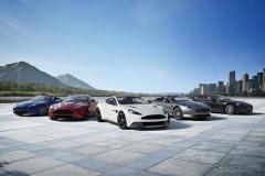 【上海モーターショー15】アストンマーティン、全車種刷新へ…新型3車の投入も計画(レスポンス)の画像