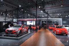 【上海モーターショー15】マツダ95周年、中国市場に向けた「挑戦」(レスポンス)の画像