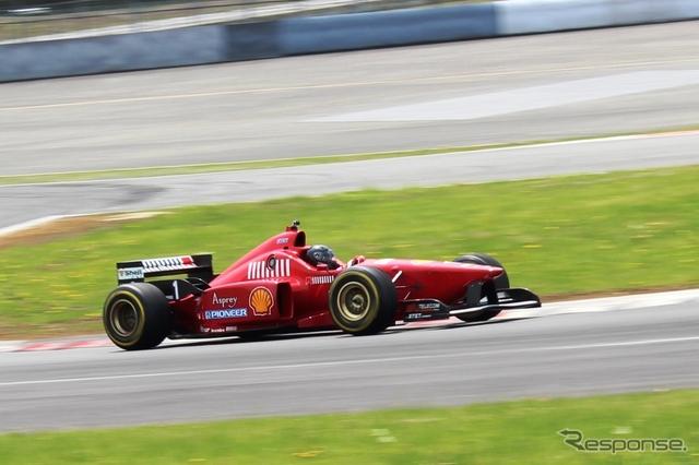 フェラーリ F310《撮影 内田俊一》