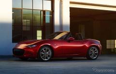 【マツダ ロードスター 新型】米国仕様の燃費公表…先代比で25%向上(レスポンス)の画像