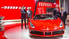 【上海モーターショー15】フェラーリ 488 GTB 、アジア初公開…スポーツカーの新基準を標榜(レスポンス)の画像
