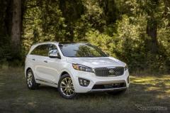 【NHTSA】キアの主力SUV、ソレント 新型…最高の5つ星(レスポンス)の画像