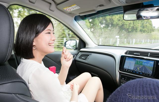 【GWドライブ】新緑の水戸…車内で楽しむ薫る風《撮影 カケマコト》
