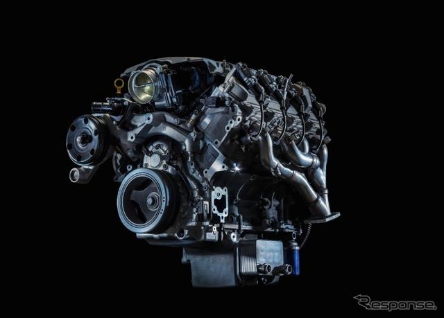 シボレー カマロ 次期型のエンジン