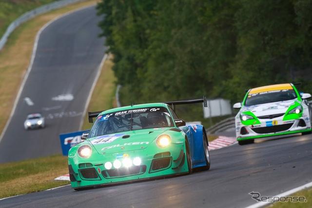 ファルケンがニュルブルクリンク24時間レースに今年も参戦