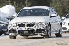 BMW 3シリーズ 改良新型、Mスポーツパッケージも刷新!(レスポンス)の画像