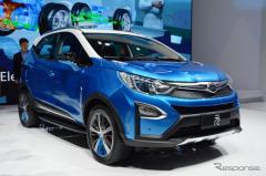【上海モーターショー15】BYDの新型SUVはプラグインハイブリッド…「宗」と「元」(レスポンス)の画像