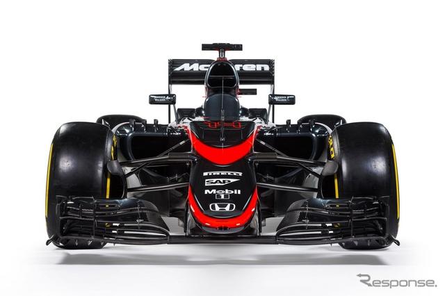 第5戦スペインGPから登場するマクラーレン・ホンダの新カラーリング《画像 McLaren》
