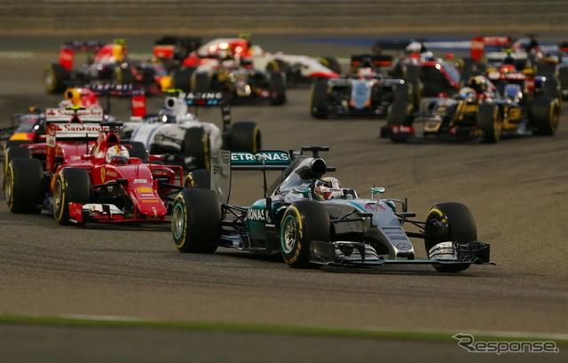 今週末からヨーロッパラウンドが始まるF1《画像 Getty Images》