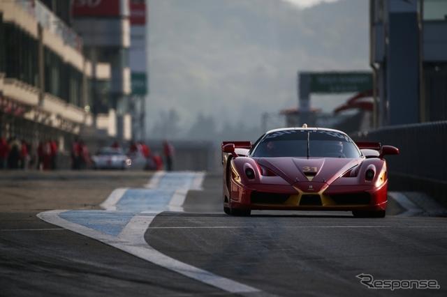 フェラーリ・レーシング・デイズ富士2015《フェラーリ・ジャパン》