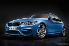 BMW M3 セダン、欧州で改良新型…テールライトはフルLEDに(レスポンス)の画像