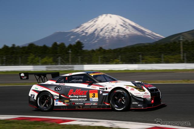 SUPER GT 第2戦 GT300クラス 決勝レース《撮影 益田和久》