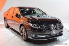 【上海モーターショー15】東風汽車の新型セダン2台は、PSAのプラットフォームから誕生(レスポンス)の画像