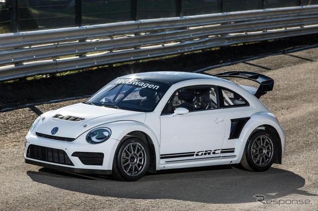 VW ザ・ビートル の GRC レースカー の2015年型