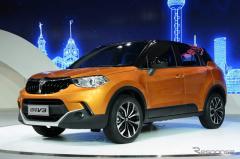 【上海モーターショー15】華晨汽車の新型SUVは都市型のFFモデル(レスポンス)の画像