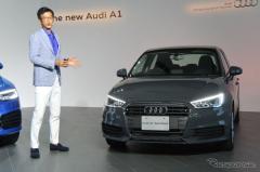 【アウディ A1 改良新型】初の1リットル3気筒モデル、販売比率「8割は行く」(レスポンス)の画像