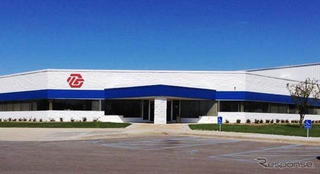 TGFSUSビッグブライトン工場