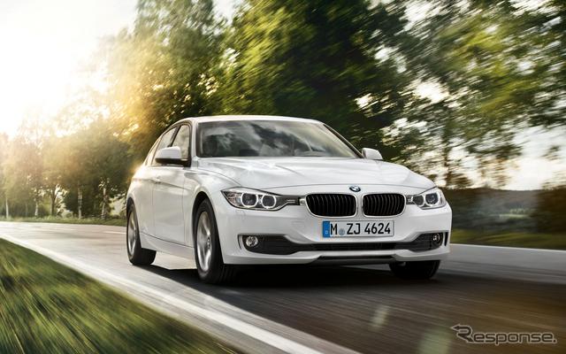 BMW 3シリーズ改良新型