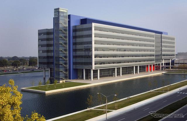 GM ウォーレンテクニカルセンター