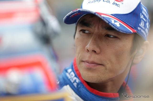 苦しい予選結果ではあるが、佐藤琢磨は決勝での挽回を目指す。写真:INDYCAR