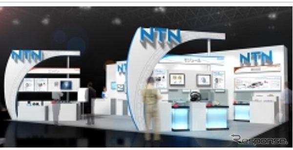 NTNのブースイメージ