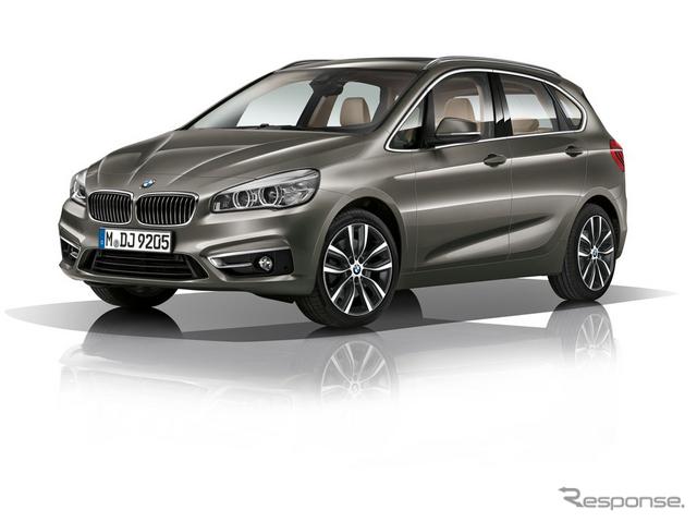 BMW 218d アクティブ ツアラー