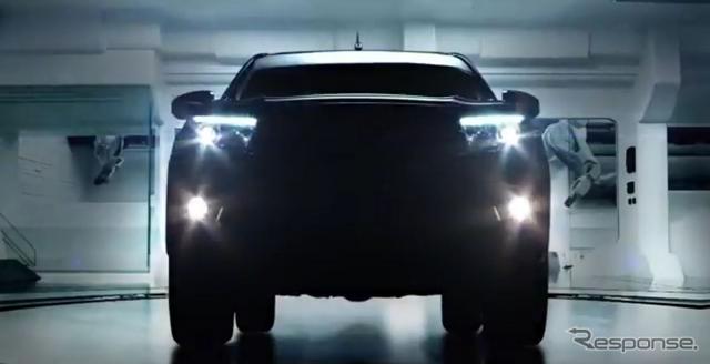 トヨタ ハイラックス・レボ の予告イメージ