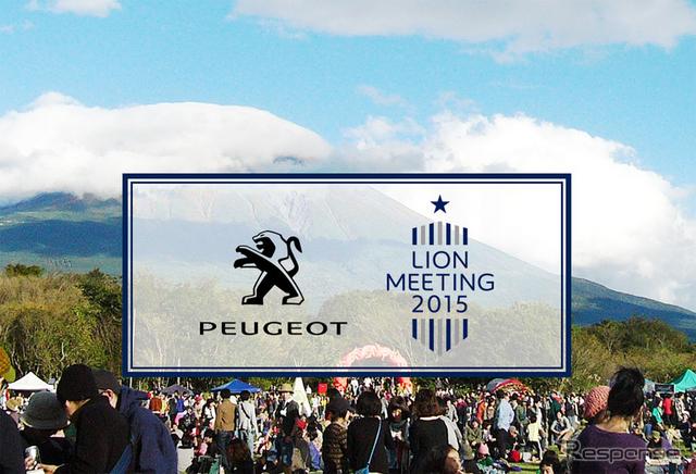 PEUGEOT LION MEETING 2015