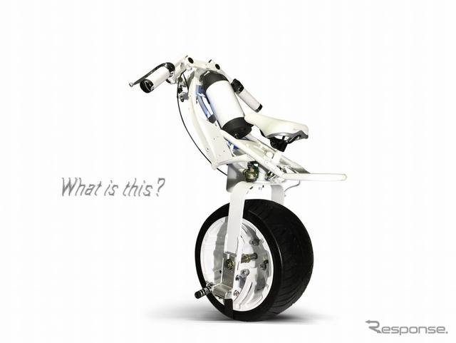 電動一輪バイク ワンホイール i-1