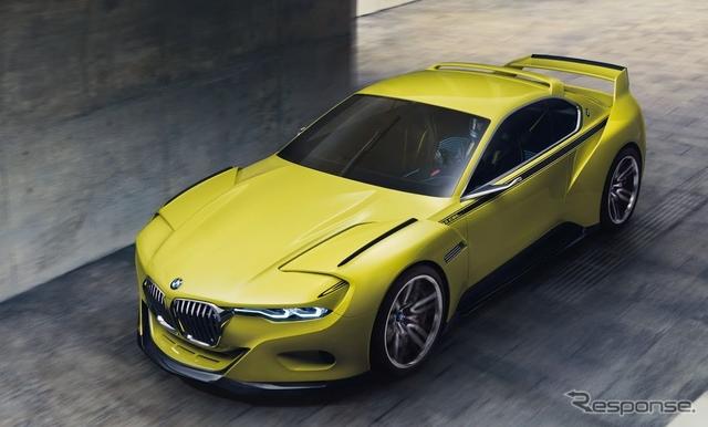 BMW 3.0 CSL オマージュ