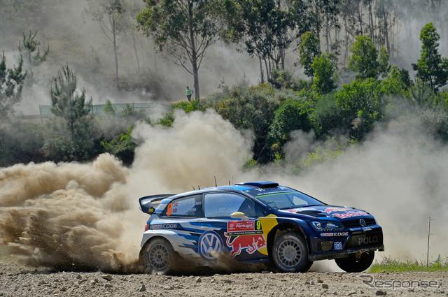 WRC 第5戦 ラリー・ポルトガル