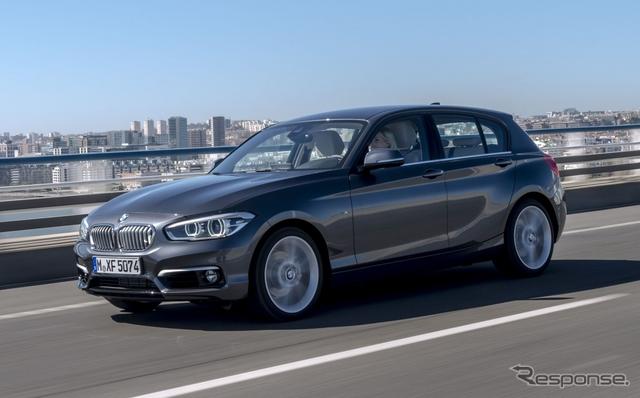 BMW 1シリーズの3気筒エンジン搭載車