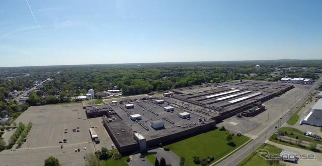 GMの米国ミシガン州の部品工場、グランド・ラピッド・オペレーション