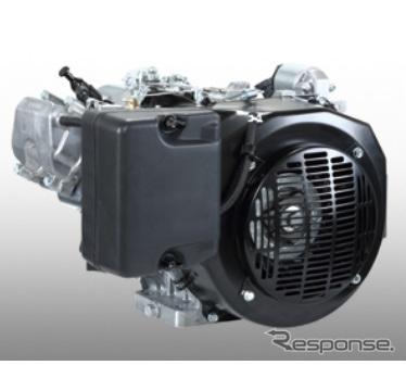 川崎重工の汎用エンジン「FJ300D」