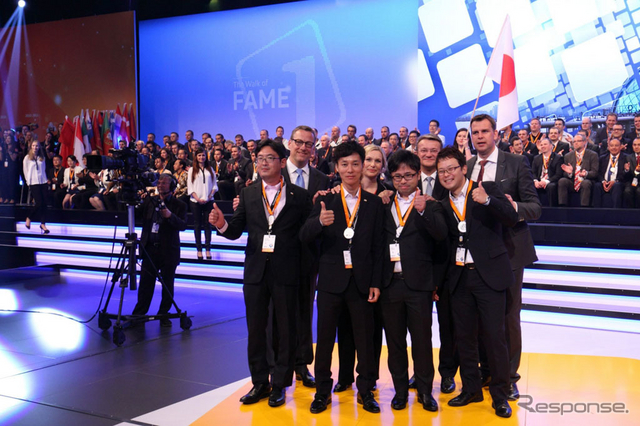 日本代表選手団
