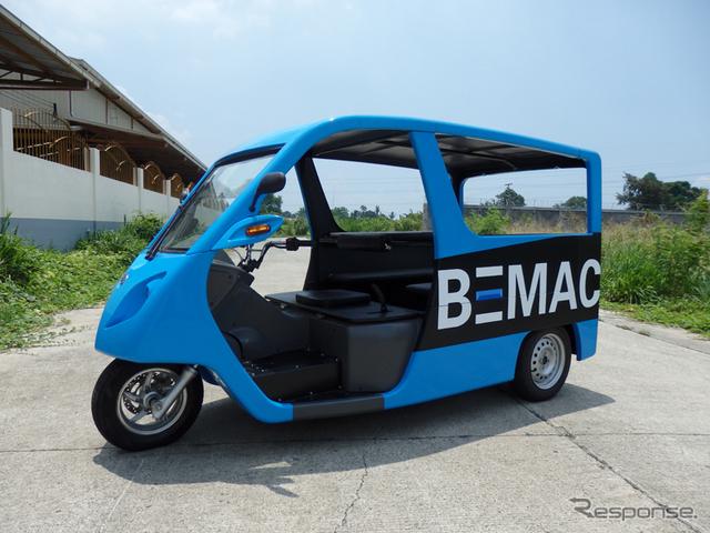 BEETの電動三輪車 68VM