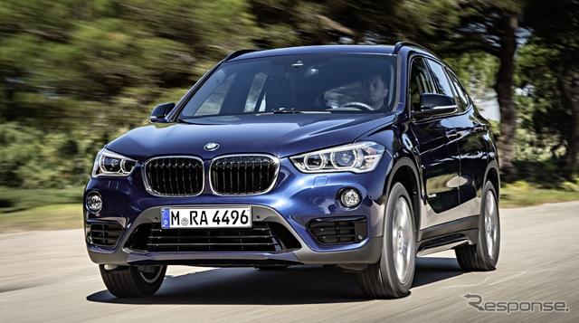 BMW X1 新型のスポーツ・ライン