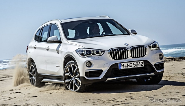 BMW X1 新型