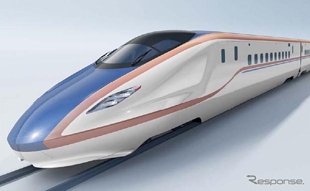 北陸新幹線(イメージ)《東日本旅客鉄道》