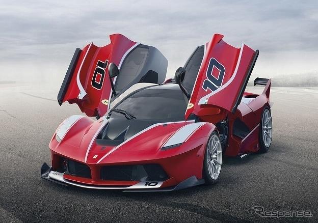 フェラーリ・FXX K