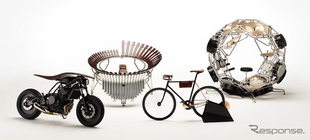 「第9回サンテティエンヌ国際デザインビエンナーレ2015」出展作品